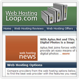 image of Web Hosting Loop